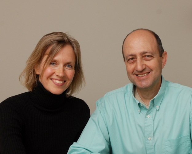 Katja and David Behrens, DSH, RSHom