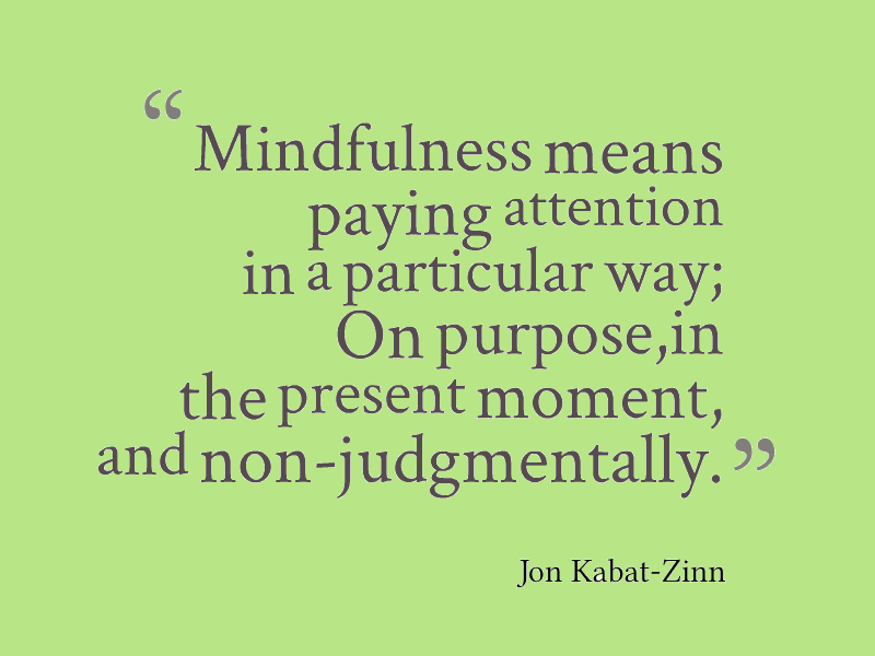 Mindfulness-Definition