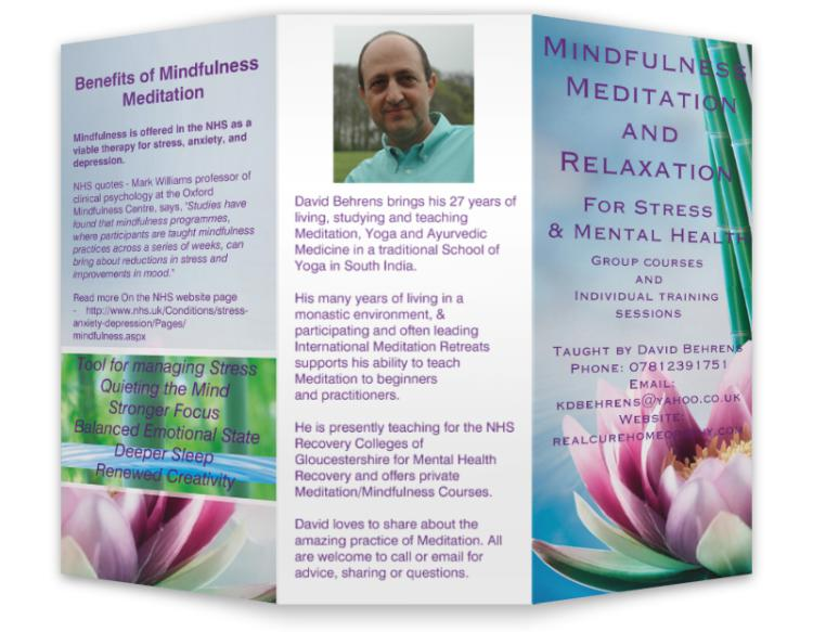 Mindfulness Meditation for Stress page 1