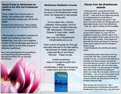 Mindfulness Pain Management side 2